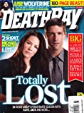 Matthew Fox and Evangeline Lilly (Lost), Hugh Jackman (X-Men Origins: Wolverine), Michael Moorcock and Jennifer Reardin - April/May, 2009 DeathRay [U.K.] Magazine Issue #18