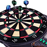 WIN.MAX Electronic Dart Board,Soft Tip Dartboard