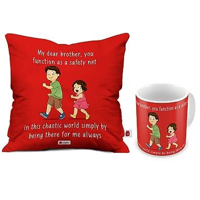 Indi ts Raksha Bandhan Gifts for Brother Bro as Saftey Net