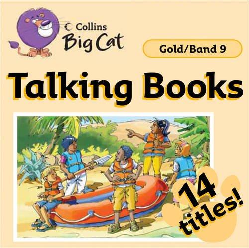 Talking Books (Collins Big Cat Talking Books)