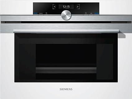 Siemens CD634GBW1 iQ700 Einbaudampfgarer / 38 L / Halogen ... | {Einbaudampfgarer 7}