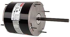 Condenser Fan Motor, 1/2, 1/5 HP, 825 RPM