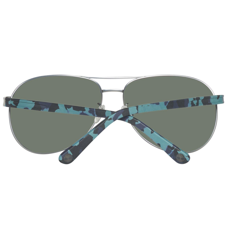 Timberland Herren Sonnenbrille TB9086-6209D, Blau (Azul), 62
