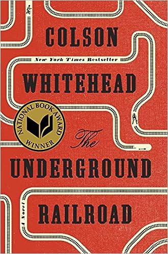 2016年度最佳历史小说《Underground Railroad(地下铁路)》