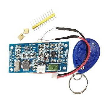 Dolity Módulo de RFID de Lector de Tarjetas de Hz-1050 ...