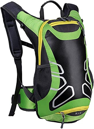 Hwjianfeng Impermeable 15L Outdoor Running,Senderismo ...