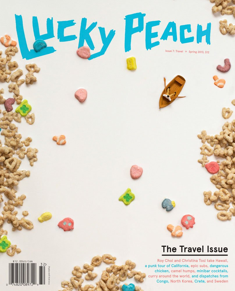 Download Lucky Peach, Issue 7 pdf