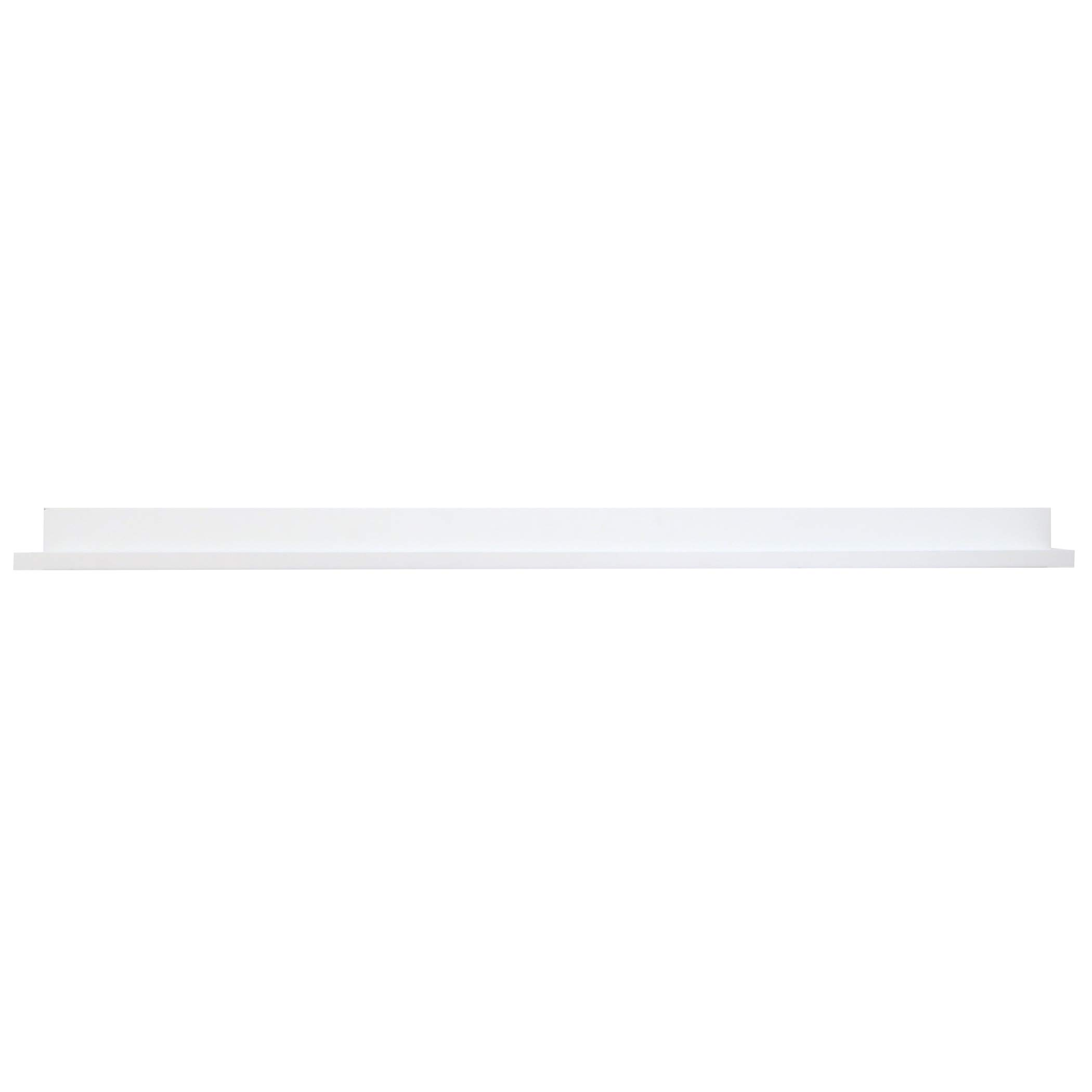 Lewis Hyman 9602034E Floating Shelf with Invisible Brackets, 60 Inch, White by Lewis Hyman