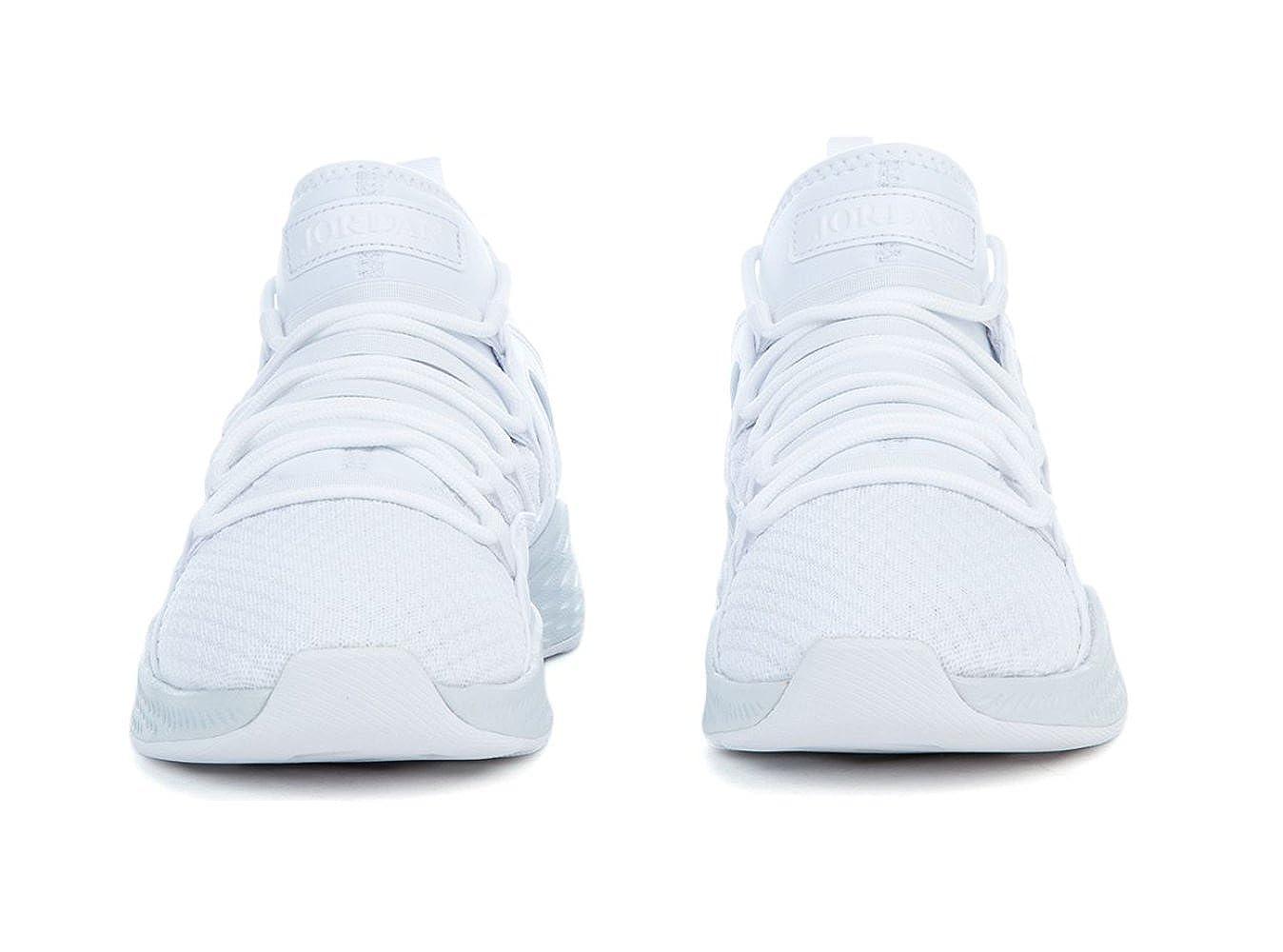a7463aa1e17ae2 Nike Jordan Kid s Formula 23 BP White White-Pure Platinum Basketball Shoes  881467-120(12c)  Amazon.ca  Shoes   Handbags