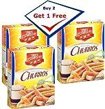 Tres Estrellas Churro Mix. 17 oz. Buy 2 get 1 FREE