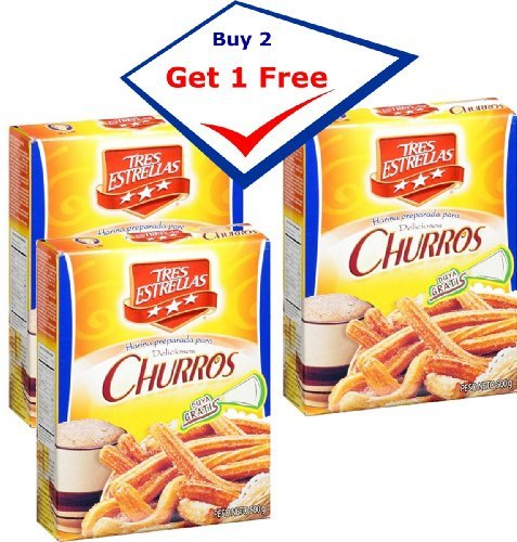 churro flour - 7