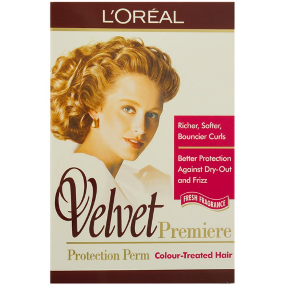 Loral Paris Velvet Perm For Coloured Hair Amazon Beauty