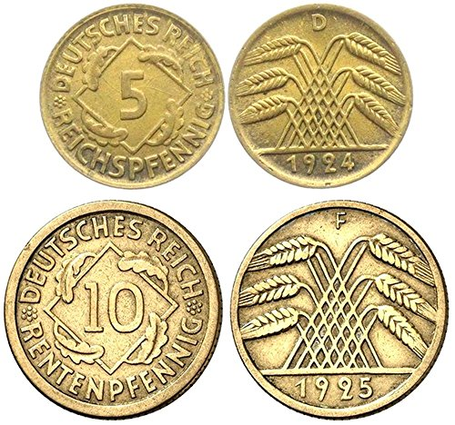 The 8 best weimar coins
