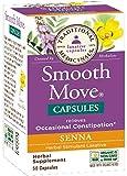Traditional Medicinals, Smooth Move Senna, 50 Capsules