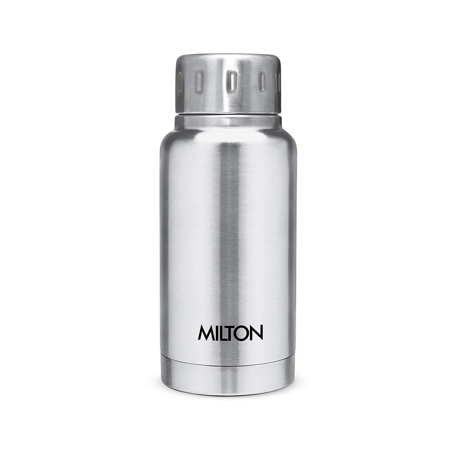 Milton Elfin Thermosteel Flask Flask, 160Ml, Silver