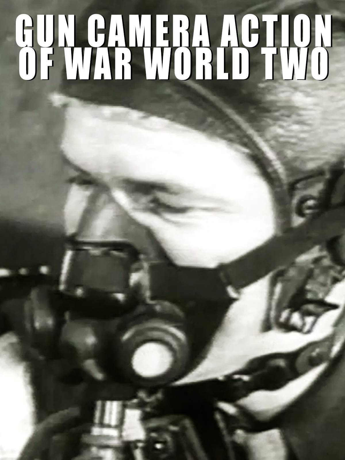 Gun Camera Action from War World Two on Amazon Prime Video UK