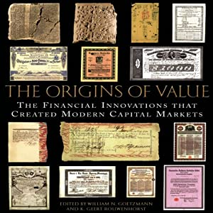 The Origins of Value Audiobook