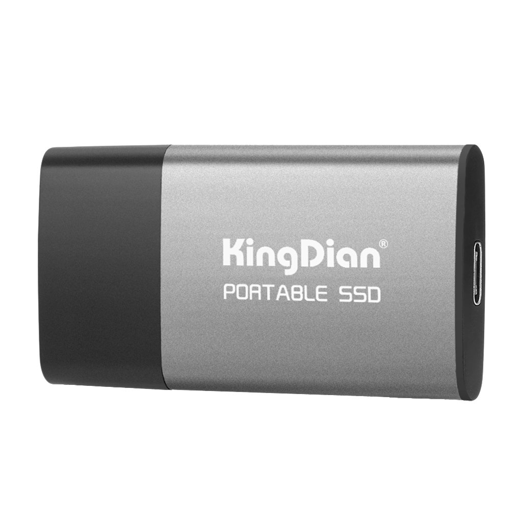 Xuanhemen KingDian P10 120GB 240GB External Type-c to USB 3.0 Portable Solid State Laptop Disk Drive