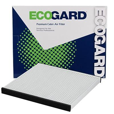 ECOGARD XC35479 Premium Cabin Air Filter Fits Lexus RX330 2004-2006, RX350 2007-2009, ES330 2004-2006, GX470 2003-2009, ES300 2002-2003, RX400h 2006-2008 | Toyota Camry 2002-2006, Sienna 2004-2010: Automotive