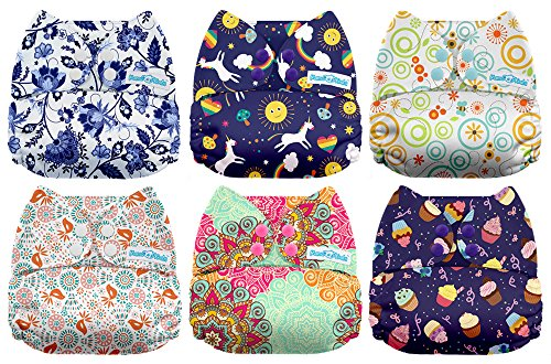 Mama Koala Washable Reusable Microfiber product image