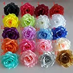 Silk-Flowers-Wholesale-100-Artificial-Silk-Rose-Heads-Bulk-Flowers-10cm-For-Flower-Wall-Kissing-Balls-Wedding-Supplies-Coral-Pink