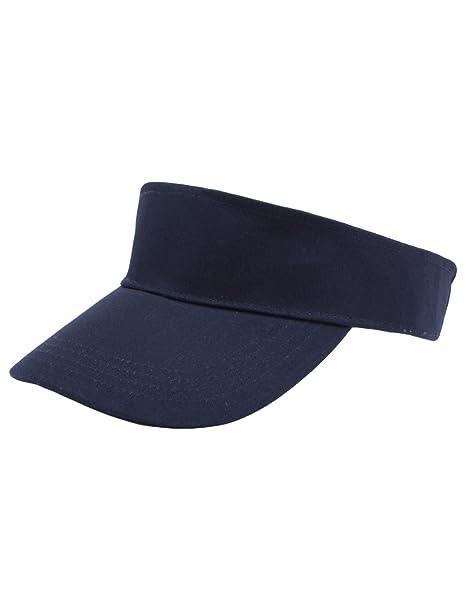 Sommer Anti-UV H/üte Sonnenhut Sunvisor Golfcap Sonnenhut Schirmm/ütze f/ür Damen und Herren
