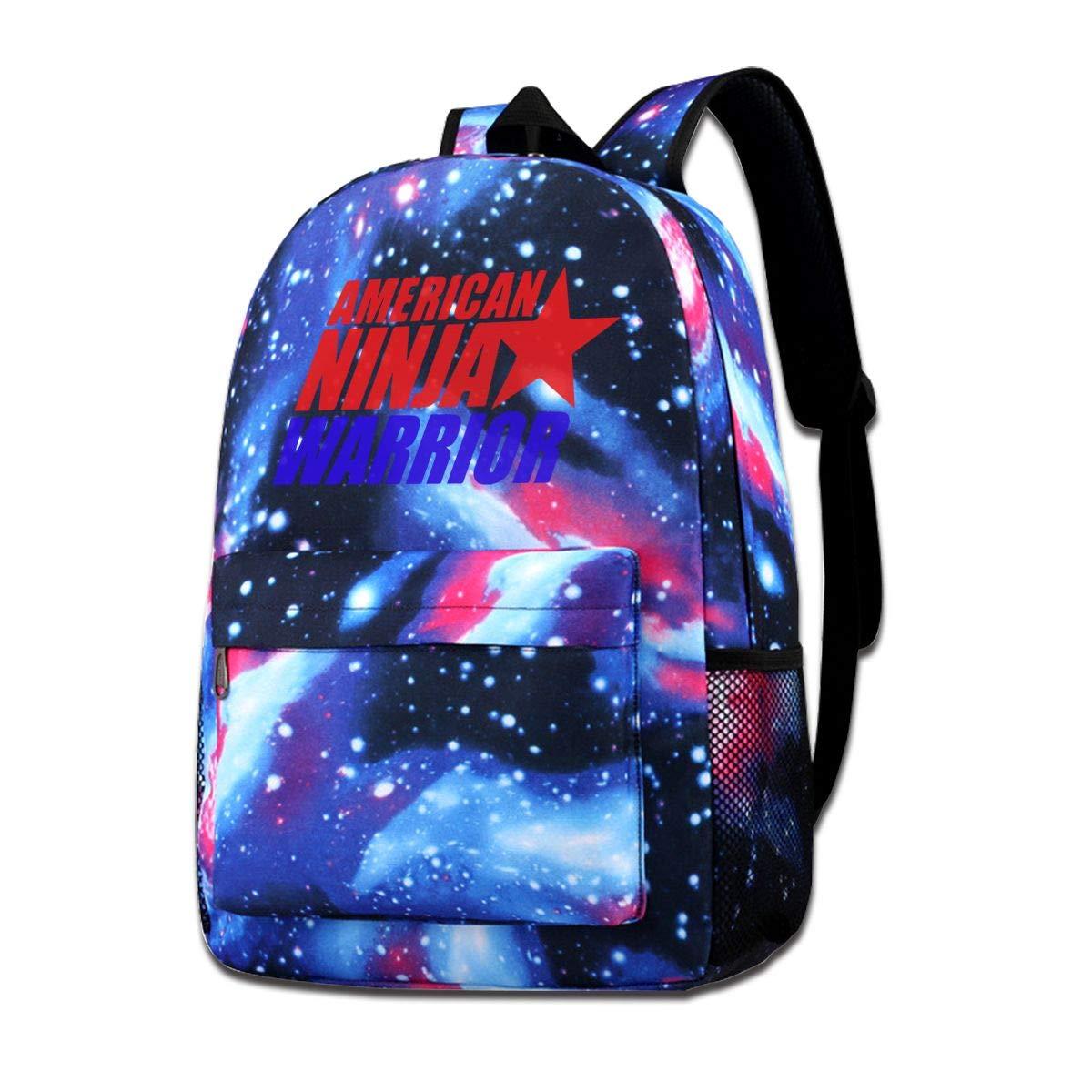 Amazon.com: American-Ninja Warrior Galaxy Shoulder Bag ...