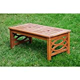 Achla Designs Hennell Coffee Table