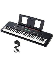 Yamaha PSR-E263 Portable Keyboard with Power Adapter