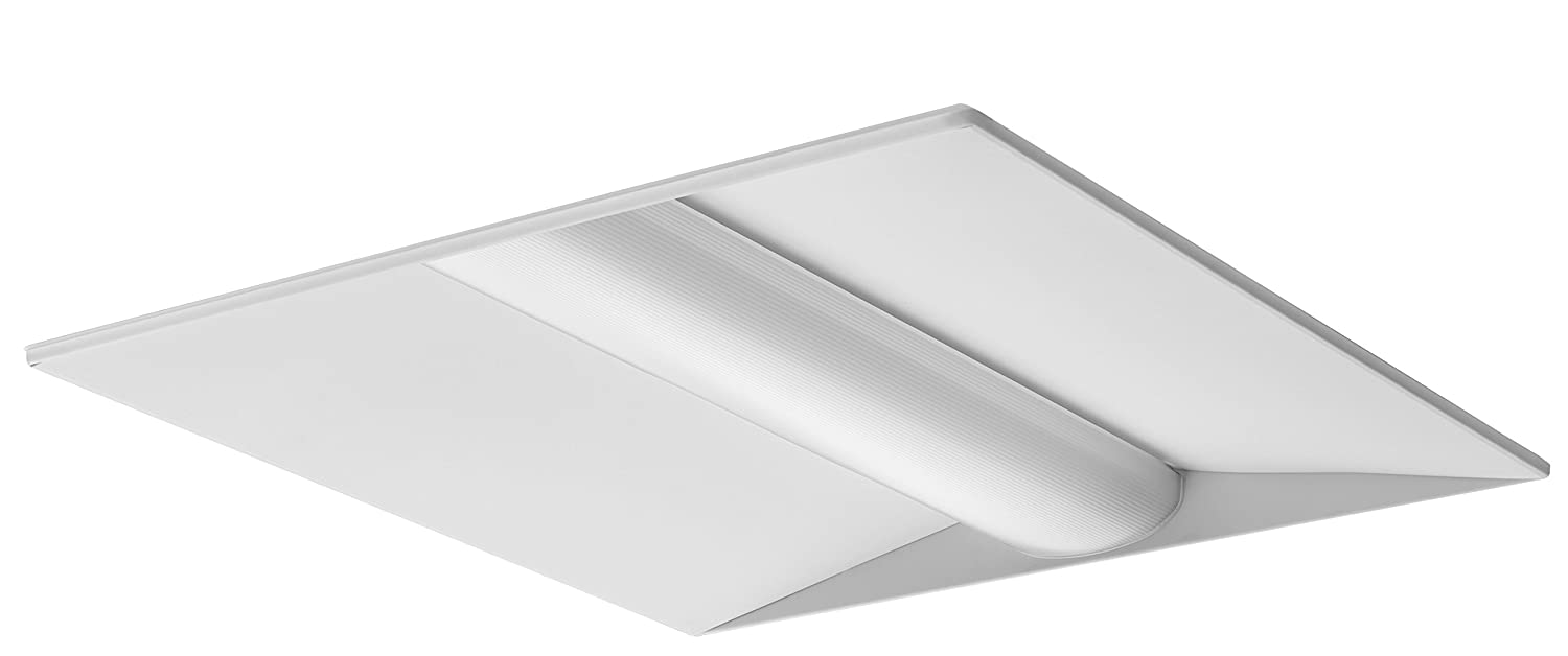 Amazon.com: Lithonia Lighting 2BLT2 33L ADP LP835 Best-in-Value Low-Profile Recessed LED Troffer, 3500K, 2-Foot, 2-Foot by 2-Foot: Home Improvement