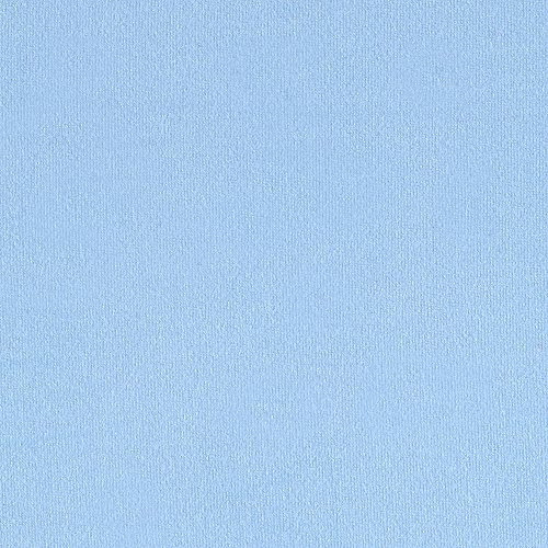 (TELIO 0362223 Stretch Bamboo Rayon Jersey Knit Sky Blue Fabric by The Yard)