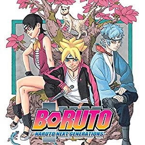 Amazon com: Boruto: Naruto Next Generations, Vol  1: Uzumaki