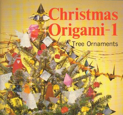 Christmas Origami, Vol. 1: Tree (Origami Christmas Tree Ornaments)
