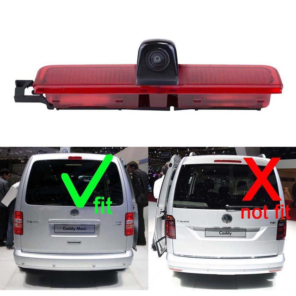 greatek IMMEGE Sistema con marcha atr/ás el Tercer Freno Luz Luz de freno compatible con dise/ño exclusivo para Van Transporter Volkswagen Caddy Bj 2003/ /2014//Van Transporter freno Luz//Brake Light