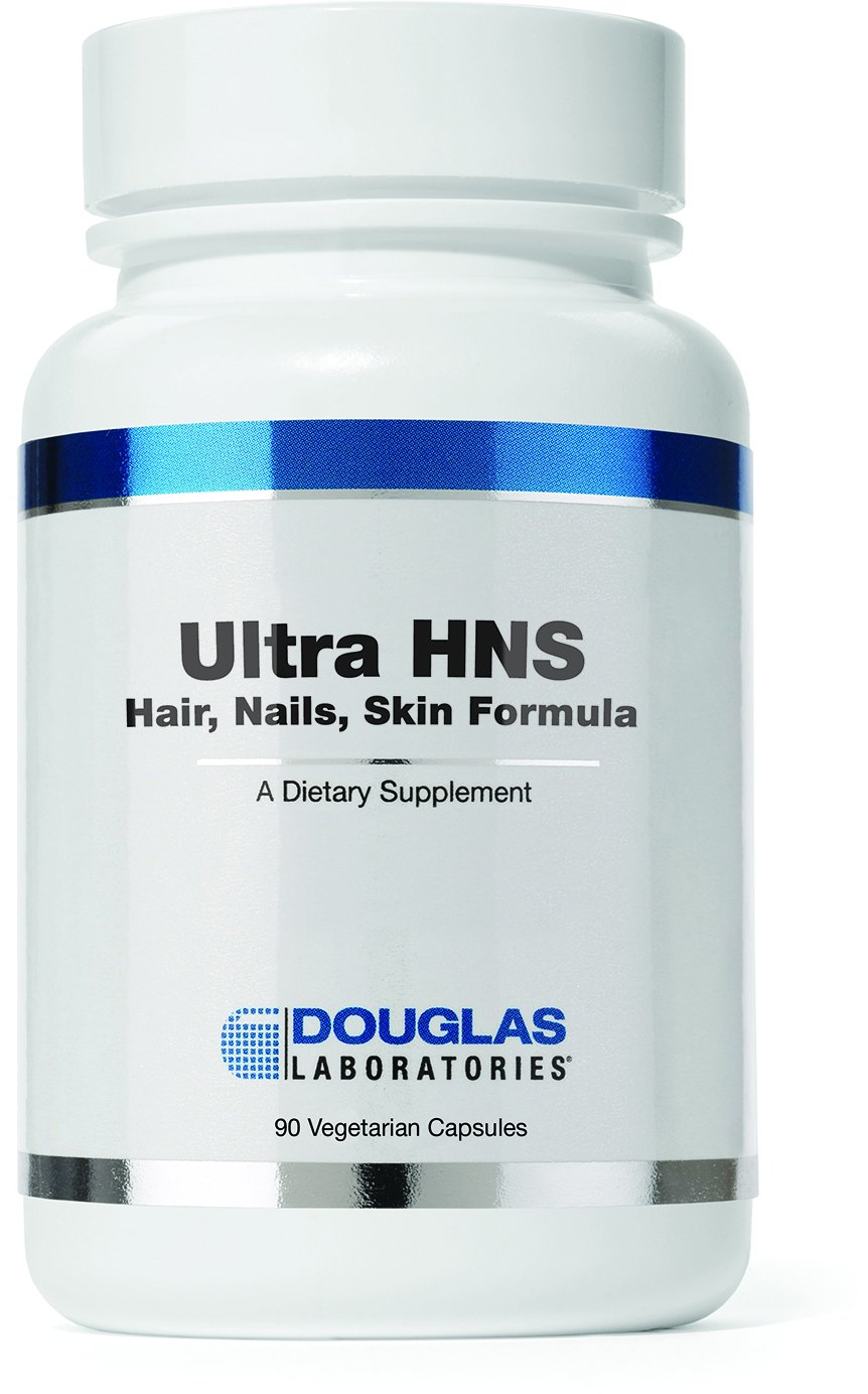 Amazon.com: Hair Nails & Skin Keratin Supplement with Cynatine HNS + ...