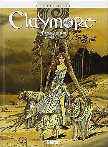 En ligne téléchargement gratuit Claymore, tome 2 : Comme des loups affamés pdf