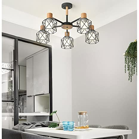 Moderno toque minimalista Atmosphera - Lámpara de techo ...