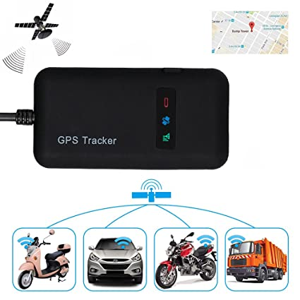Vehicle GPS Tracker Real-time Locator GPS/GSM/GPRS/SMS