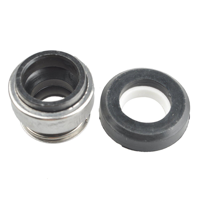 REFURBISHHOUSE 14mm Spiralfeder Gummibalg Pump Gleitringdichtung 301-12