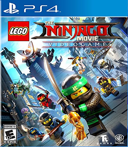The Lego Ninjago Movie Videogame - PlayStation 4 by Warner Home Video - Games