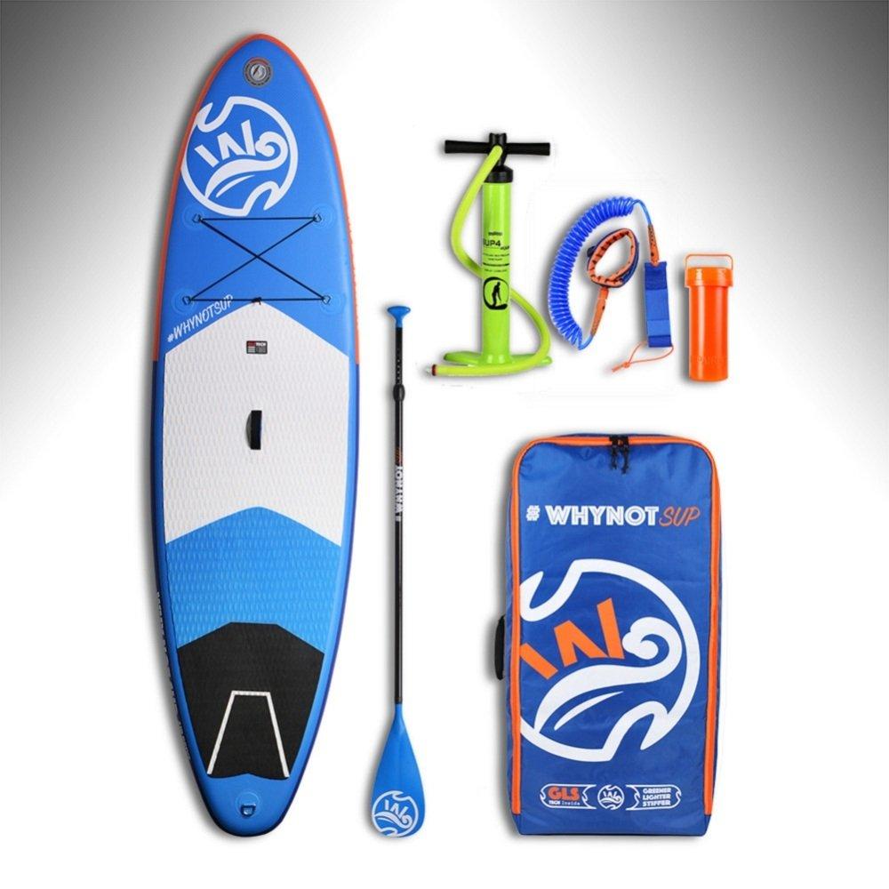 VIO Tabla de paleta inflable tabla de surf paddle,azul,Un tamaño ...