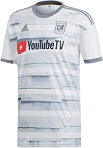 adidas Los Angeles Fc Adult Away Replica Soccer Jersey (7417ALFDAZNLGF)