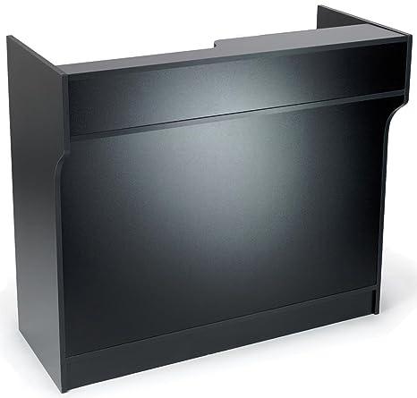 Amazon.com: Mueble de melamina para caja registradora, color ...
