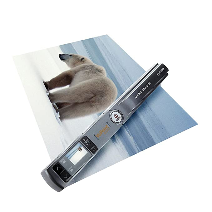 Amazon.com: VuPoint PDS-ST442PE-VP Magic Wand III Portable Scanner: Electronics