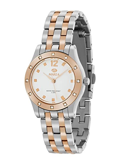 Reloj Marea Mujer B54076/3 Bicolor con circonitas