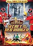 Power Rangers Super Samurai: Secret of the Red Ranger Vol. 4 [DVD]