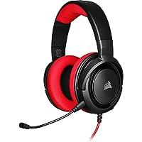 Corsair Ca-9011198-Eu Hs35 Stereo Oyuncu Kulaklığı Kırmızı (Pc Ps4 Xbox One Nintendo Switch Uyumlu)
