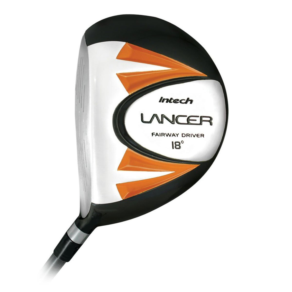 Amazon.com: Intech Lancer juego de golf junior (naranja ...