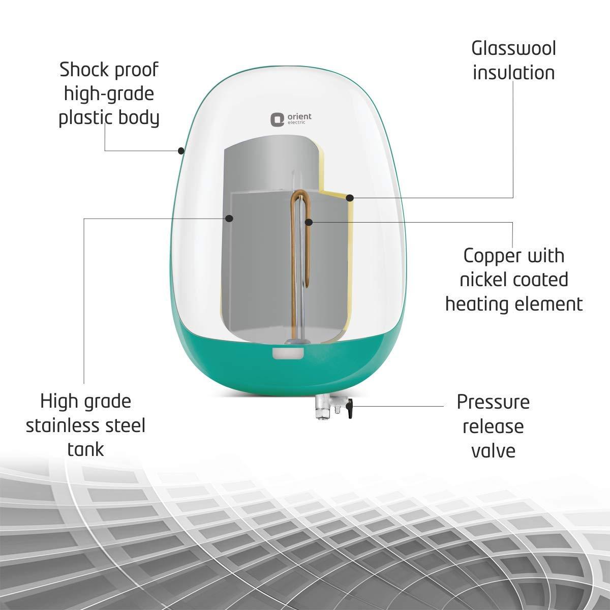 Atlantic Water Heater Wiring Diagram