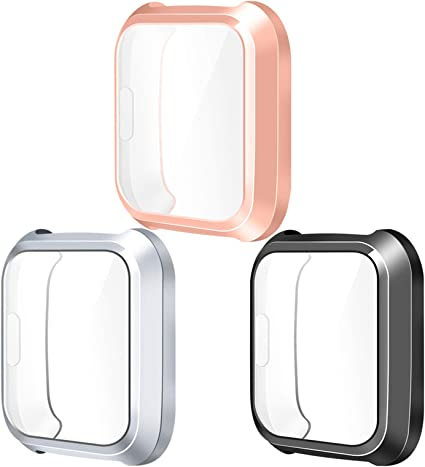 Kimilar Hülle Kompatibel Mit Fitbit Versa Lite Elektronik
